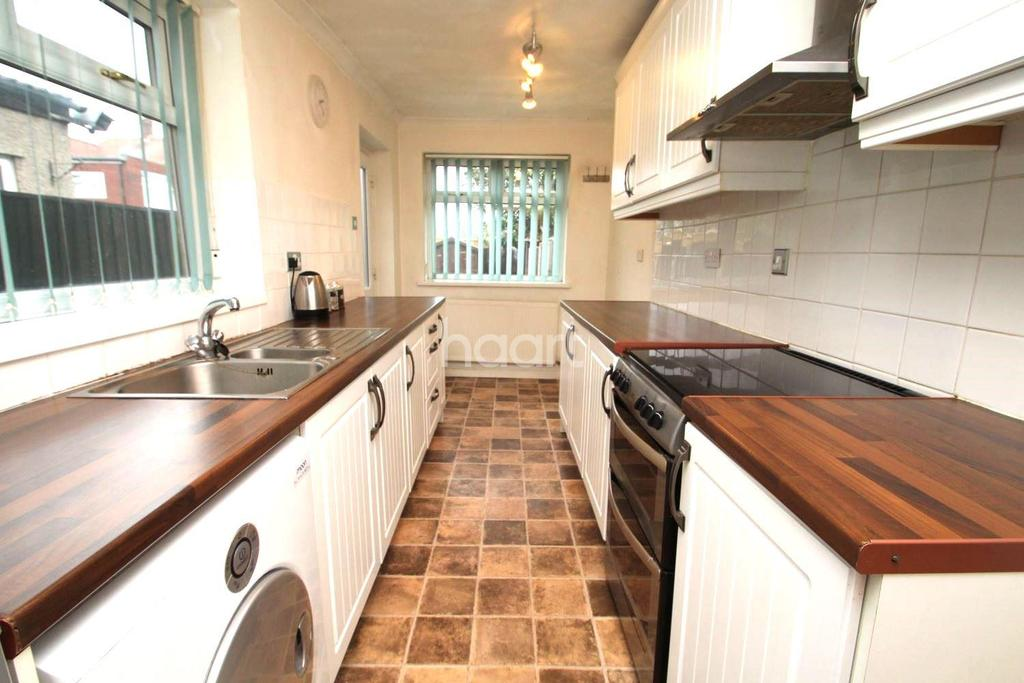 2 Bedrooms Terraced House for sale in Beech Avenue, Hucknall