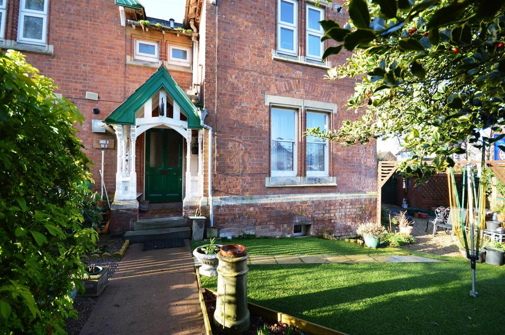 2 Bedrooms Apartment Flat for sale in Flat 4, 2 Hafod Road, Hereford