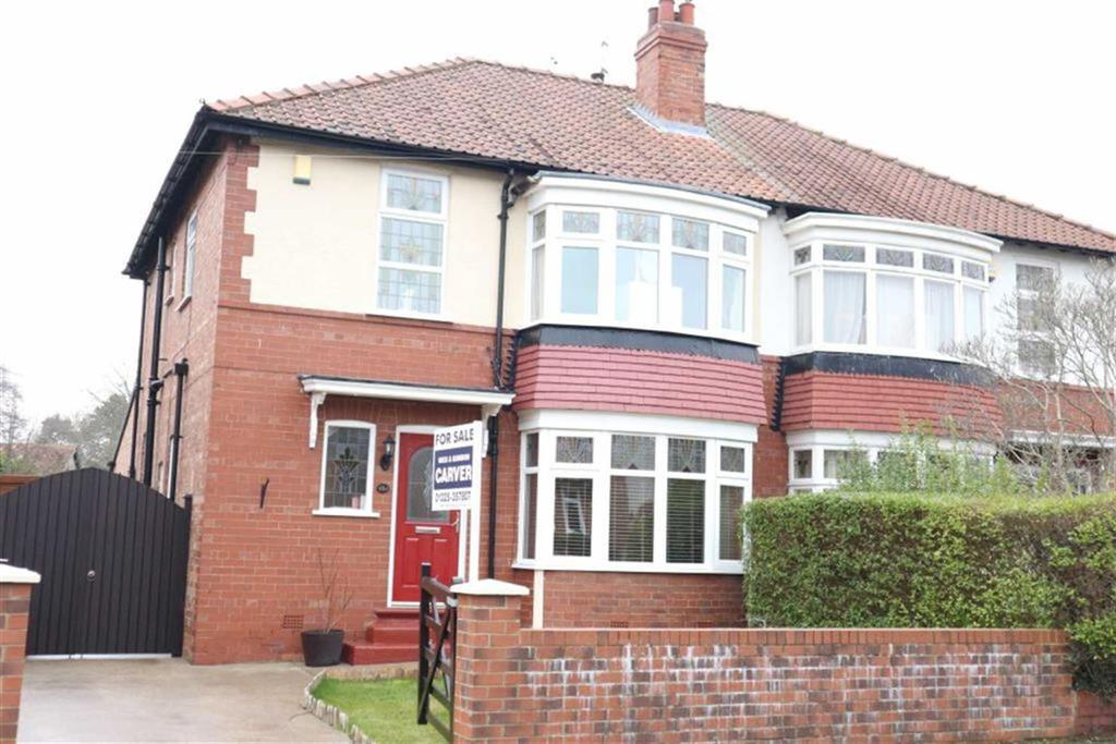 3 Bedrooms Semi Detached House for sale in Manor Road, DARLINGTON