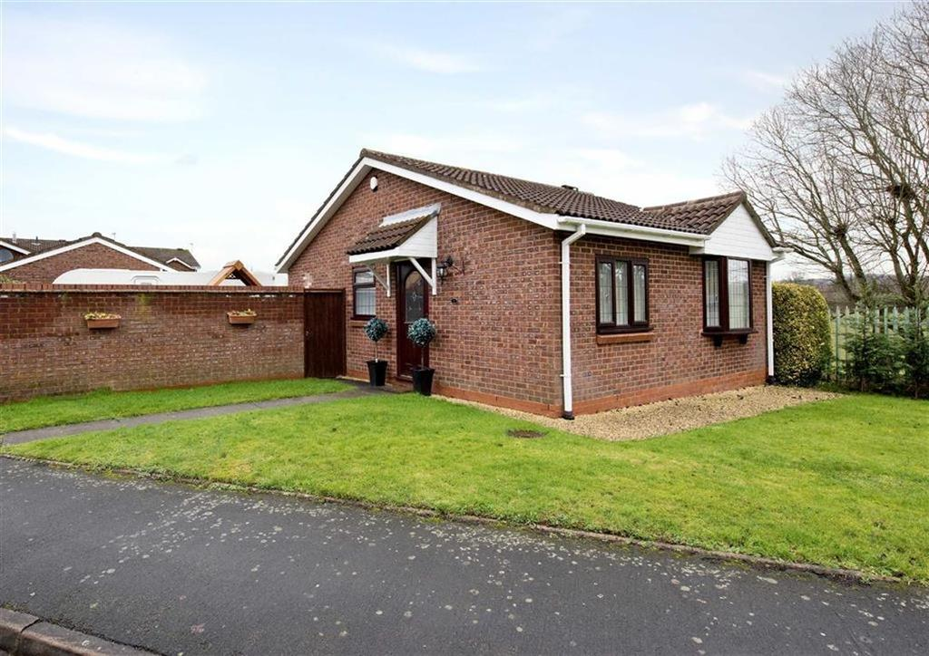 2 Bedrooms Detached Bungalow for sale in 2, Holloway Drive, Wombourne, Wolverhampton, South Staffordshire, WV5