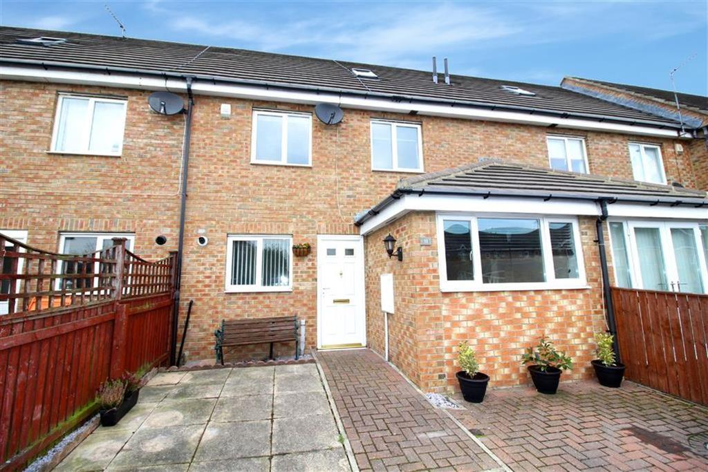 4 Bedrooms Town House for sale in Dockwray Close, North Shields