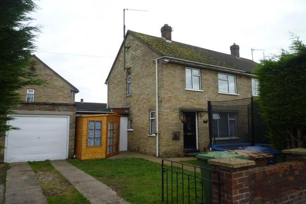 2 Bedrooms Semi Detached House for sale in Bath Road, Wisbech, PE13