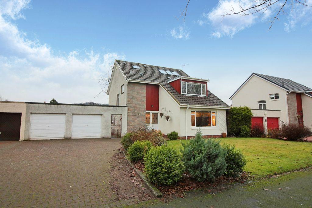 4 Bedrooms Detached House for sale in Westerlea Drive, Bridge Of Allan