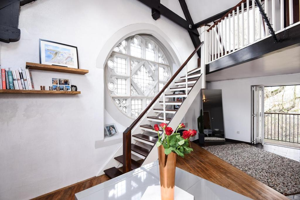 2 Bedrooms Flat for sale in Mayfield Road, Crouch End, N8