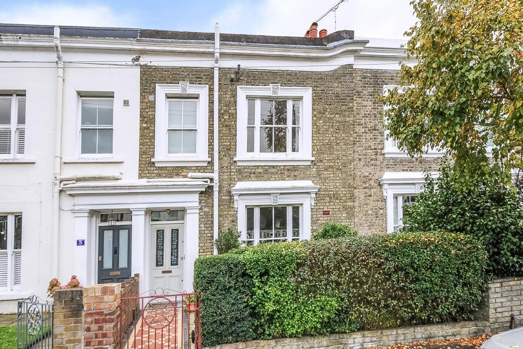 3 Bedrooms Terraced House for sale in Idmiston Road, West Norwood, SE27
