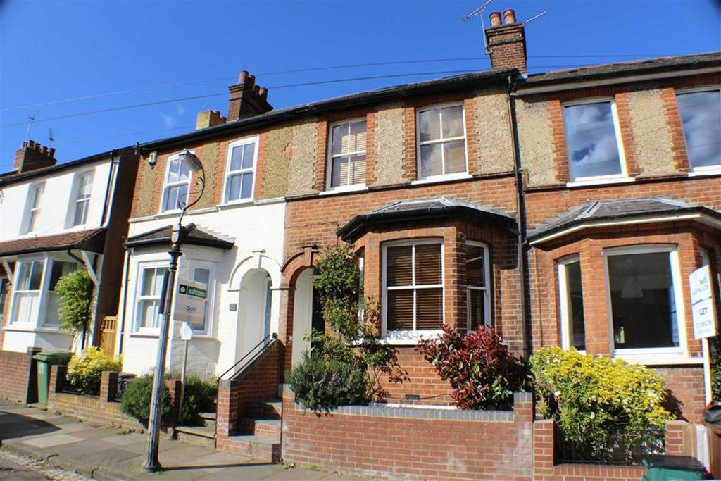 4 Bedrooms Terraced House for sale in Hart Road, St Albans, Hertfordshire