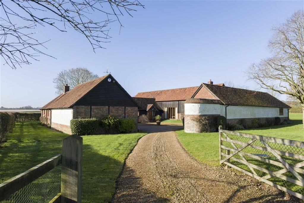 4 Bedrooms Detached House for sale in Sheephouse Drove, Wimborne, Dorset