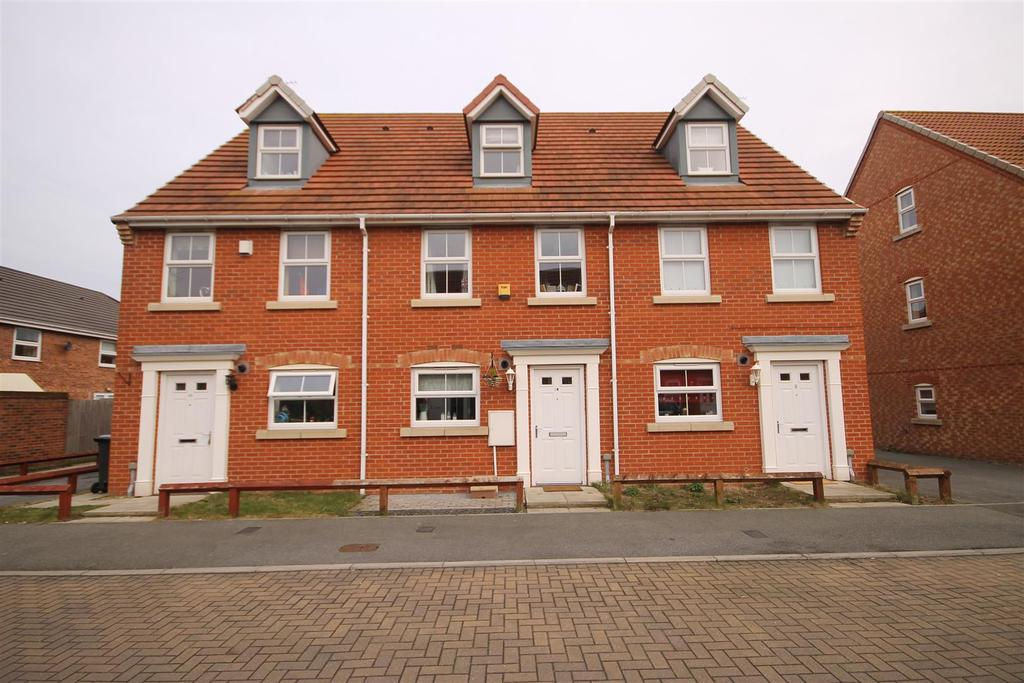 3 Bedrooms Terraced House for sale in Ritchie Humphreys Drive, Hartlepool