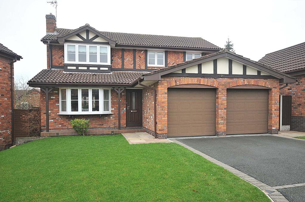 4 Bedrooms Detached House for sale in Chessington Close, Appleton