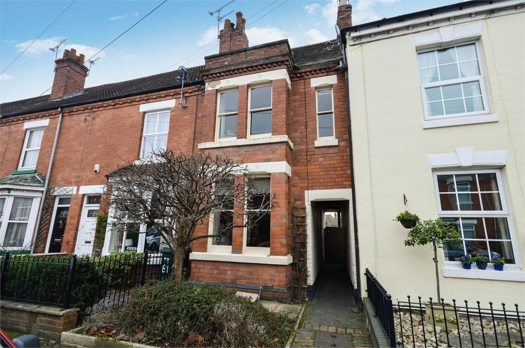 4 Bedrooms Terraced House for sale in Arden Street, Earlsdon, COVENTRY, West Midlands