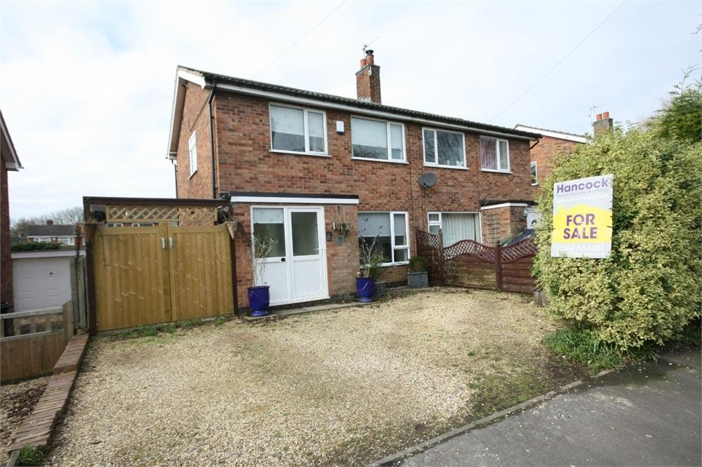 3 Bedrooms Semi Detached House for sale in Saxelby Road, Asfordby, MELTON MOWBRAY