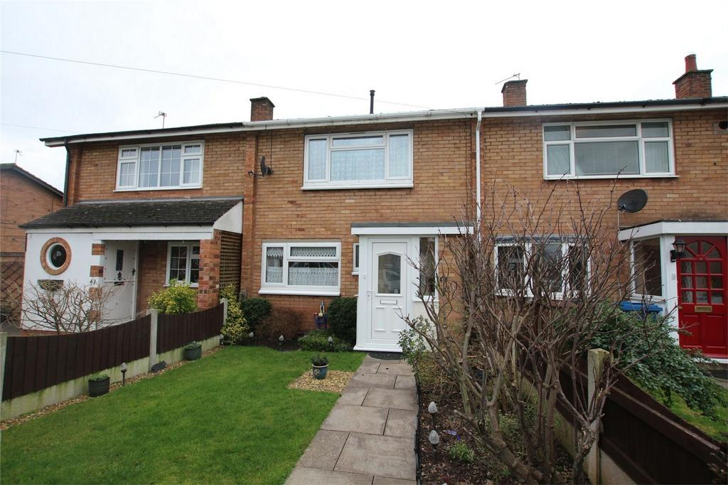 2 Bedrooms Terraced House for sale in Burton Road, Whittington, Lichfield, Staffordshire