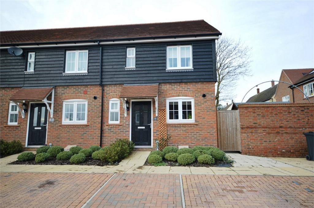 2 Bedrooms End Of Terrace House for sale in Putterill Close, Thaxted, Dunmow
