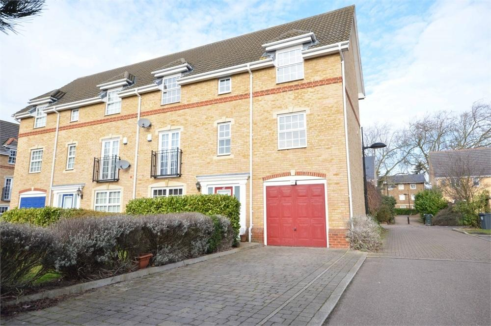4 Bedrooms Town House for sale in Anvil Terrace, Bexley Park
