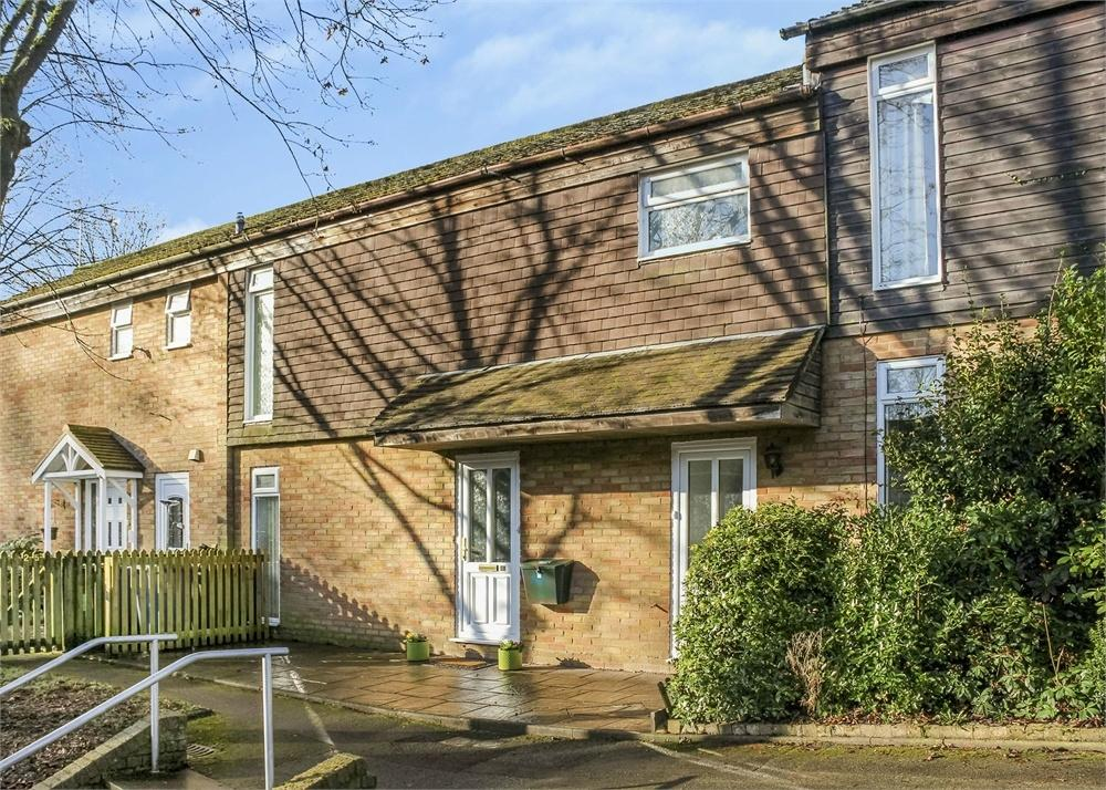 3 Bedrooms Terraced House for sale in Earlswood, Bracknell, Berkshire