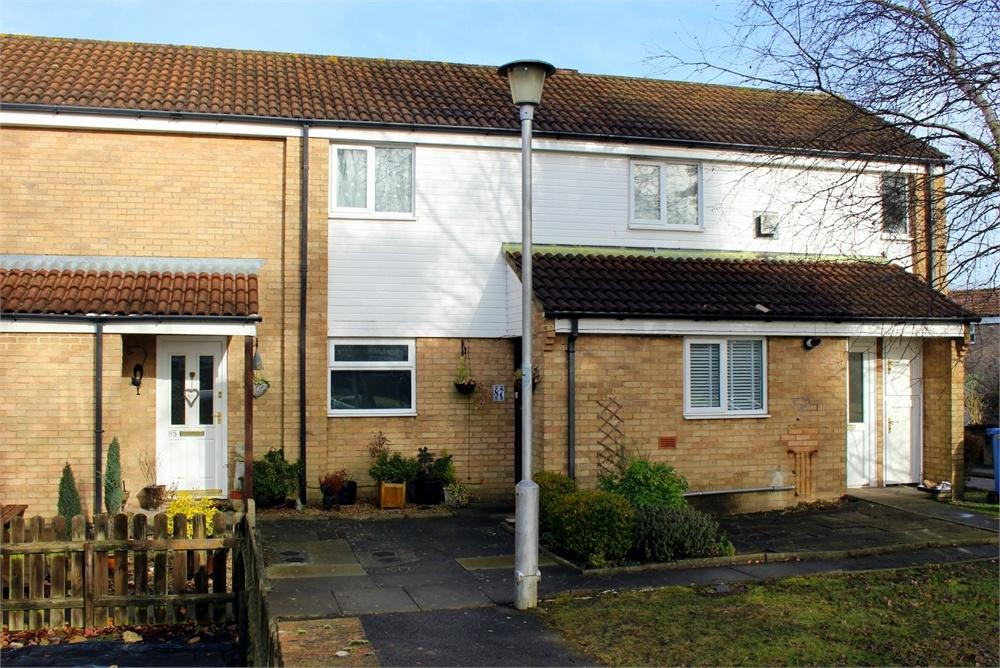 1 Bedroom Maisonette Flat for sale in Dalcross, Crown Wood, Bracknell, Berkshire