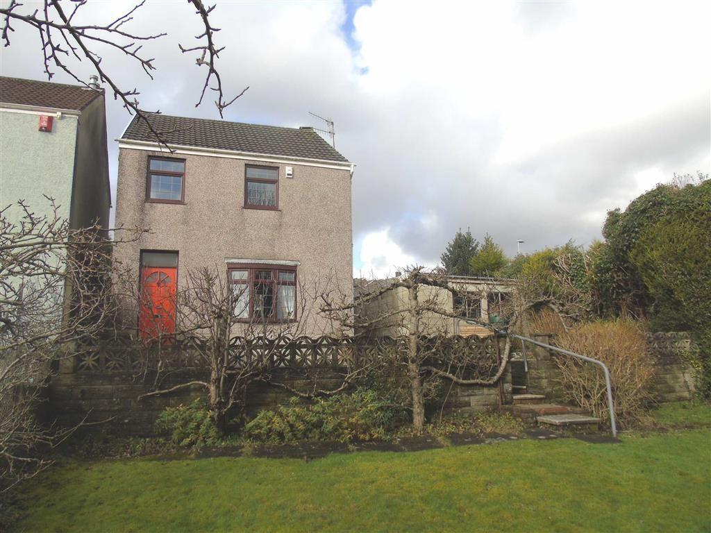 3 Bedrooms Detached House for sale in Treharne Road, Morriston, Swansea