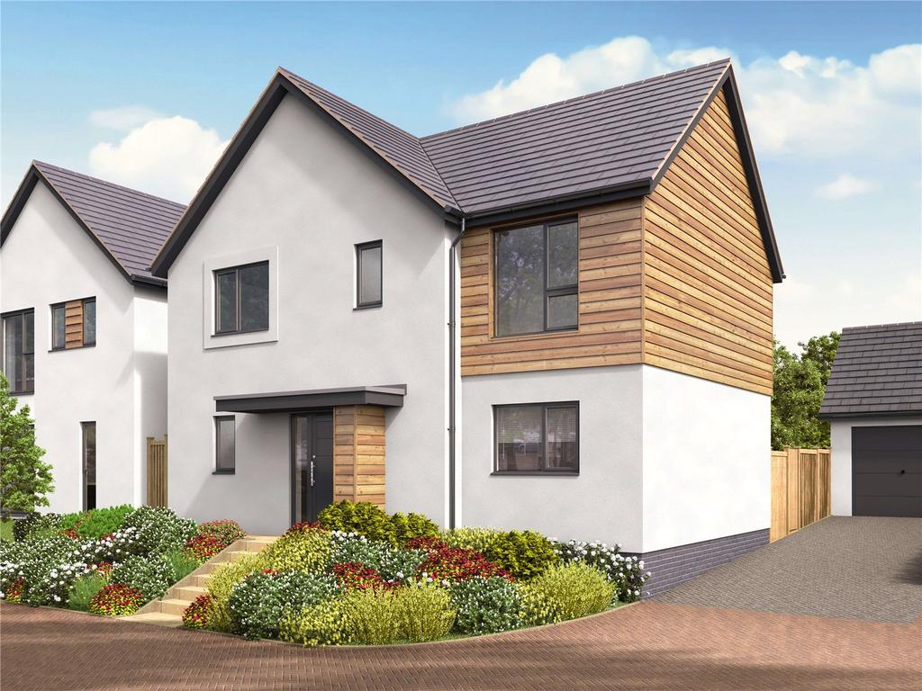 4 Bedrooms Detached House for sale in Plot 28 Bramley, Moorview, Marldon, TQ3