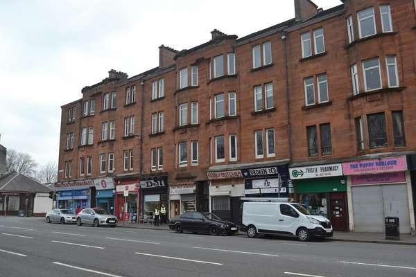 1 Bedroom Flat for sale in 1/1, 1264 Paisley Road West, Bellahouston, Glasgow, G52 1DP