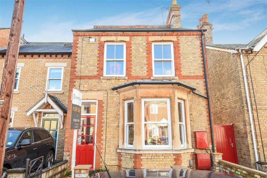 3 Bedrooms End Of Terrace House for sale in William Street, Marston, Oxford
