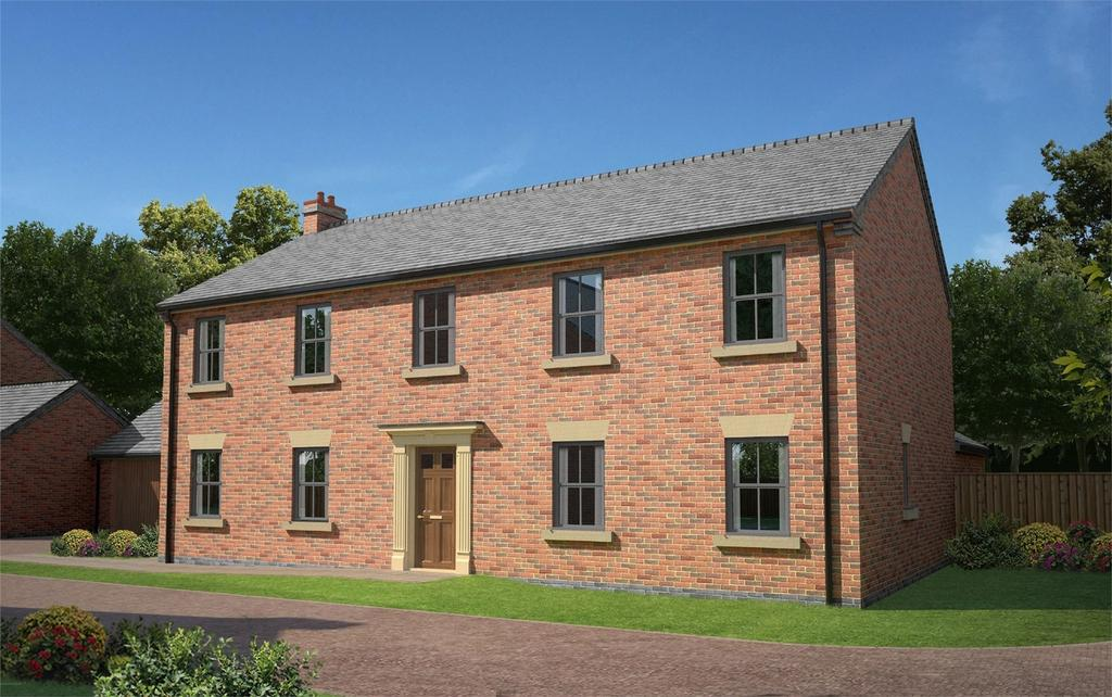 5 Bedrooms Detached House for sale in Beck Court Development, Keldspring Lane, Barmby Moor