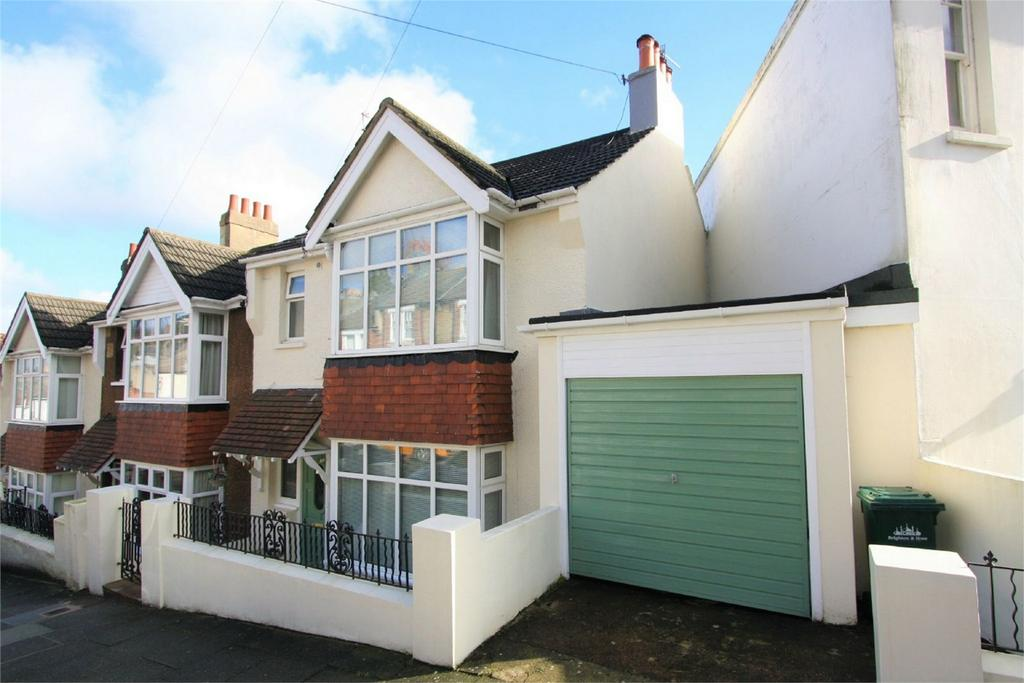 3 Bedrooms End Of Terrace House for sale in Kingsley Road, BRIGHTON, East Sussex