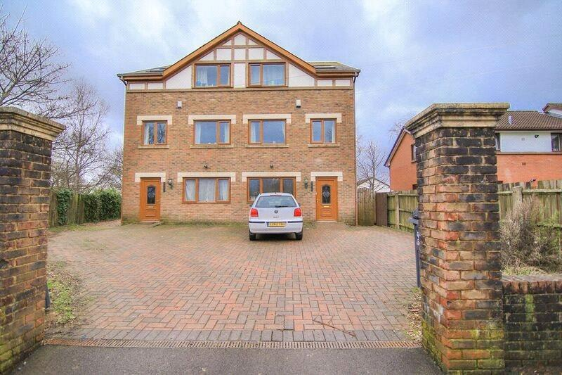 5 Bedrooms Semi Detached House for sale in Highfield Road, Heath, Cardiff, CF14