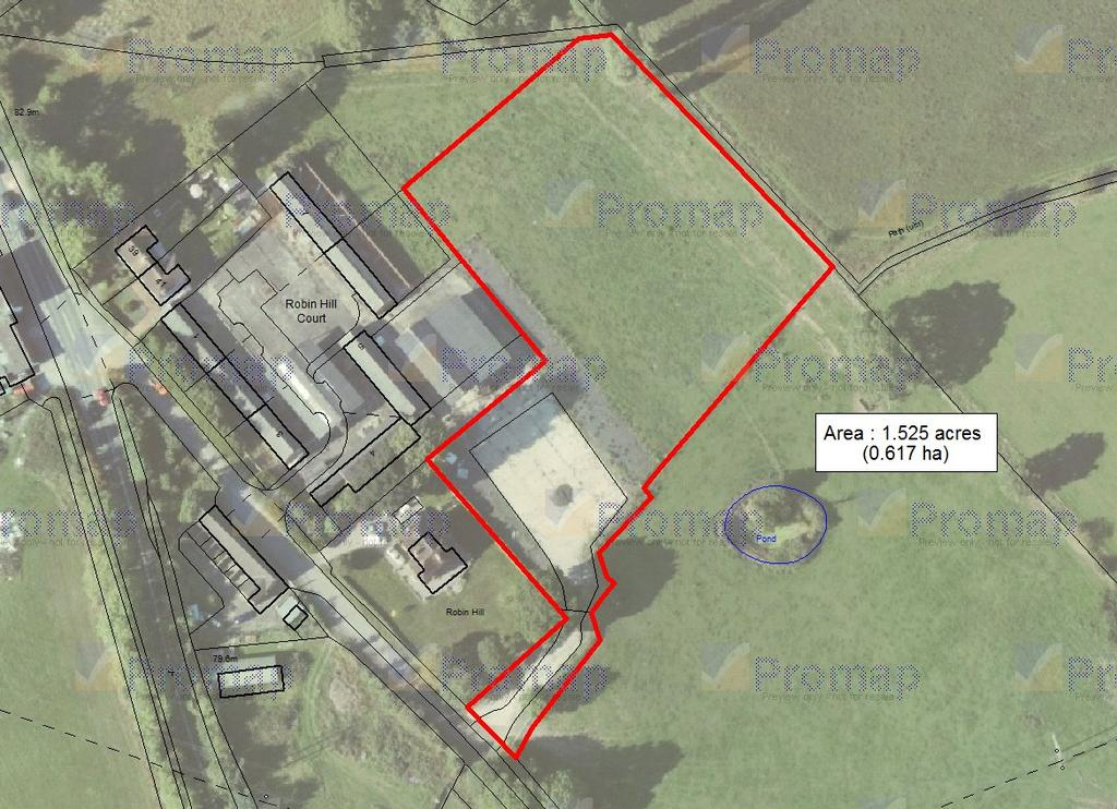 Land Commercial for sale in Stoke Prior, Bromsgrove