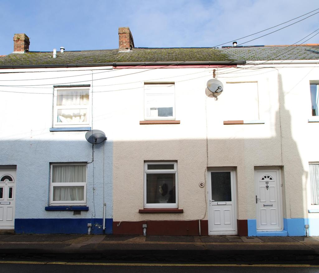 3 Bedrooms Terraced House for sale in Calf Street, Torrington