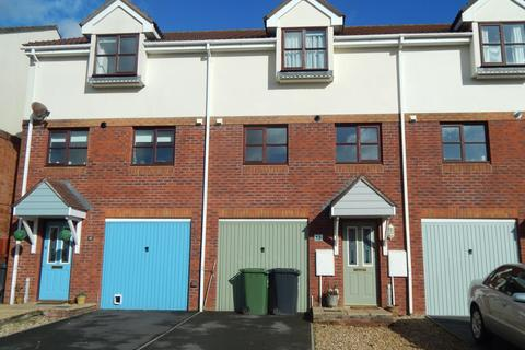 3 bedroom terraced house to rent - Hawley Manor, Barnstaple