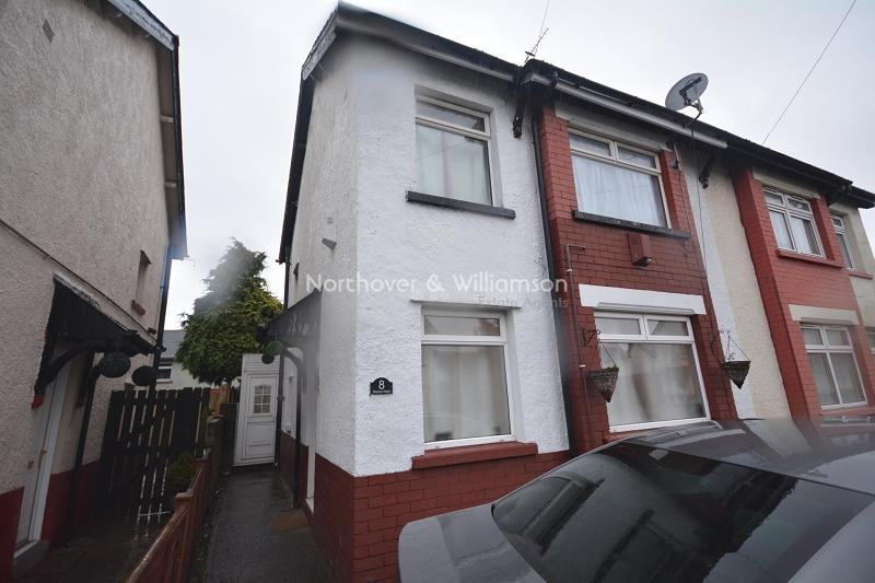 3 Bedrooms Semi Detached House for sale in Glanmuir Road, Cardiff, South Glamorgan. CF24