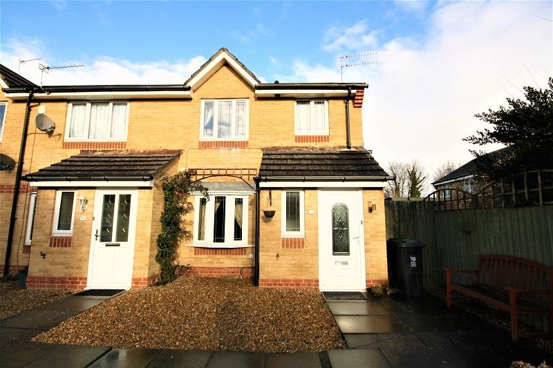 3 Bedrooms End Of Terrace House for sale in Orangery Walk, Newport, Newport. NP10 8HL