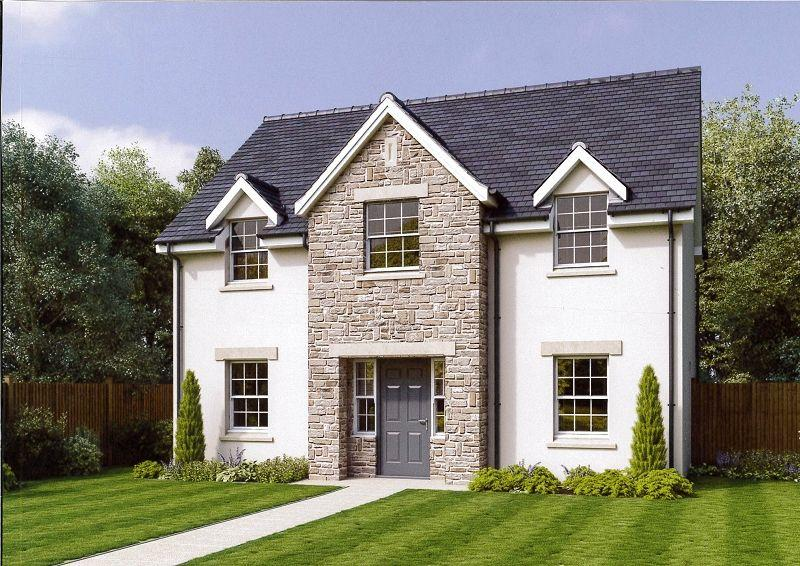 5 Bedrooms Detached House for sale in The Green, Off Llangenny Lane, Crickhowell, Powys.