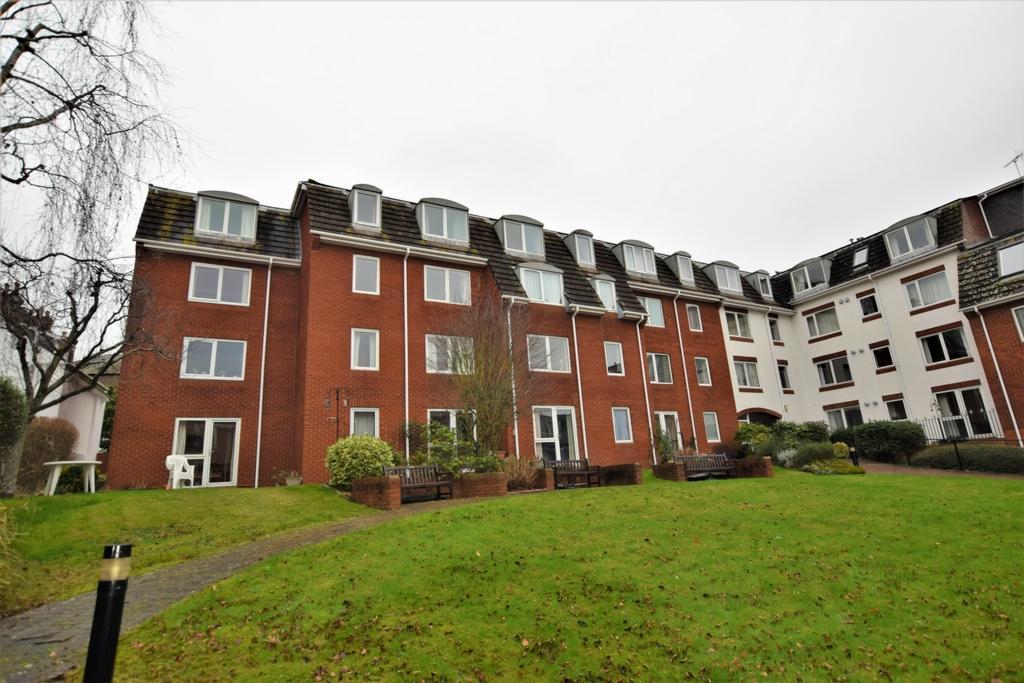 1 Bedroom Flat for sale in Homecourt House, Bartholomew Street West, EX4