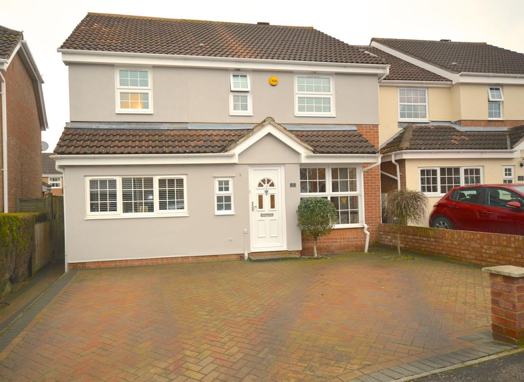 4 Bedrooms House for sale in Braintree