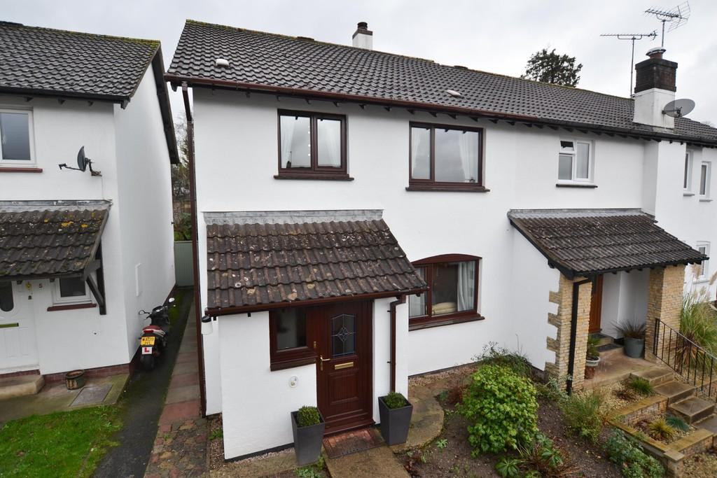 3 Bedrooms Semi Detached House for sale in Marlborough Place, Highweek