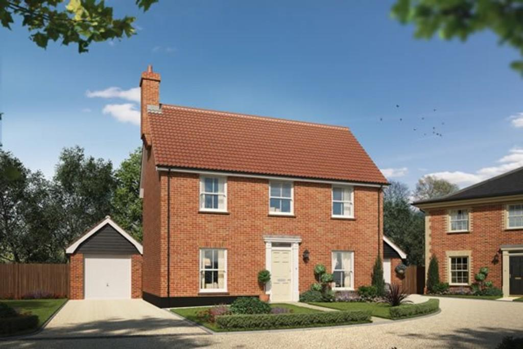 3 Bedrooms Detached House for sale in Leiston, Heritage Coast, Suffolk