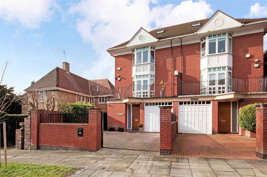 6 Bedrooms Semi Detached House for sale in Edgehill Road, Ealing, London