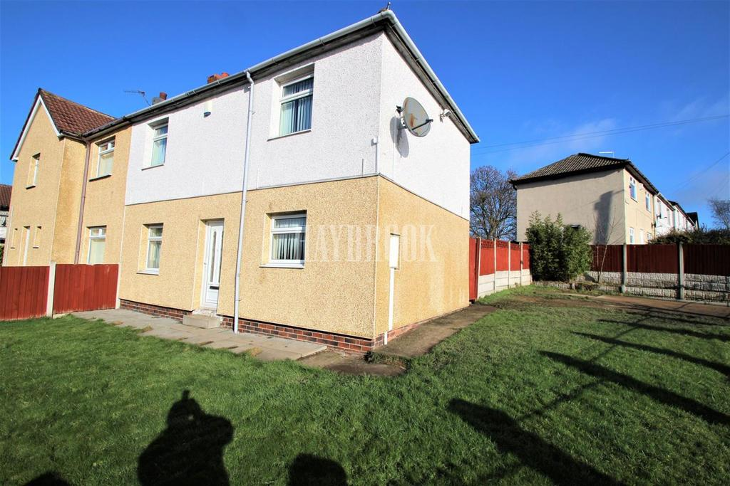 3 Bedrooms Semi Detached House for sale in Hanover Street, Thurnscoe