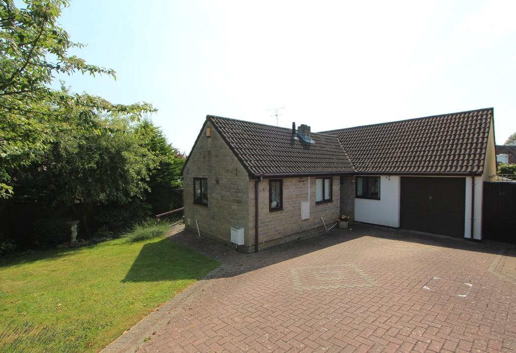 3 Bedrooms Detached Bungalow for sale in Select cul-de-sac in Wrington