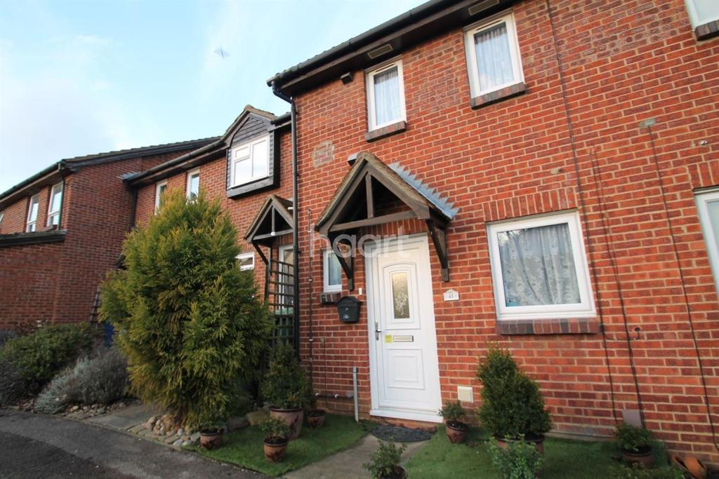 2 Bedrooms Terraced House for sale in Little Meadow, Bar Hill