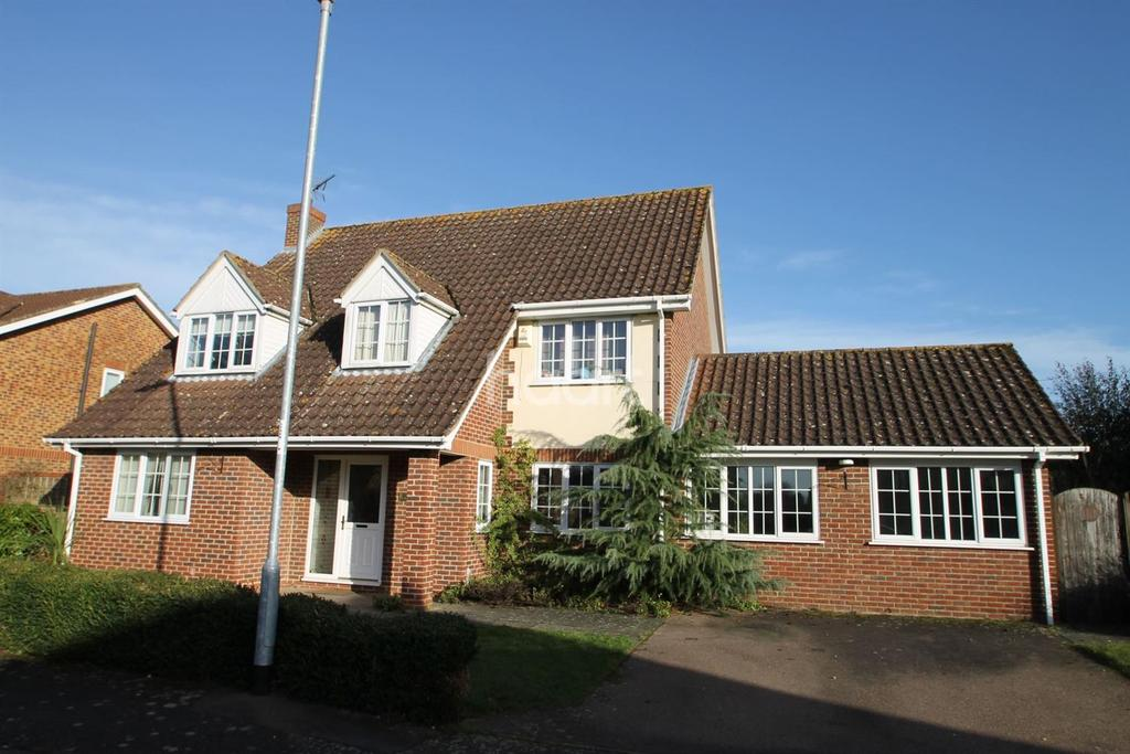 5 Bedrooms Detached House for sale in Ashdale Park, Wisbech