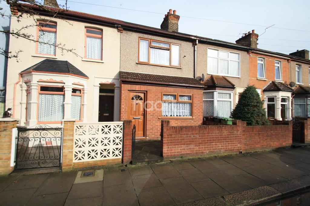 2 Bedrooms Terraced House for sale in Devon Road