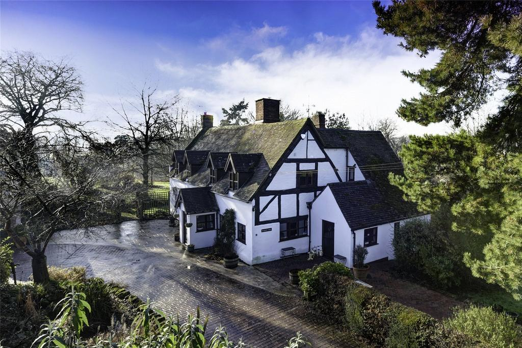4 Bedrooms Equestrian Facility Character Property for sale in Worfield, Bridgnorth, Shropshire