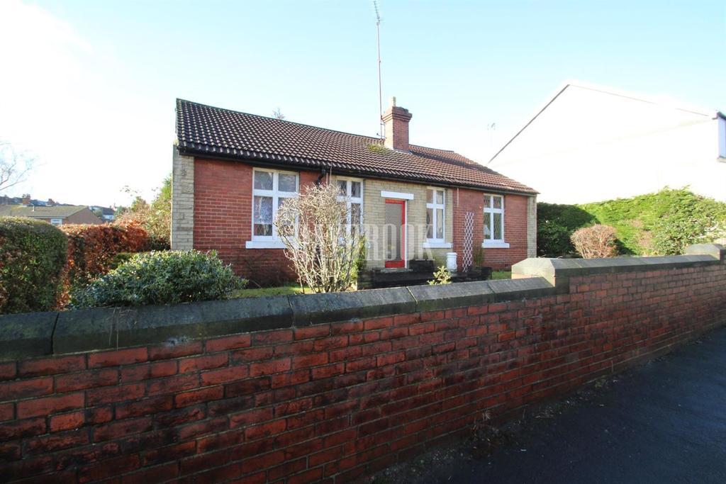 2 Bedrooms Bungalow for sale in Peveril Road, Eckington