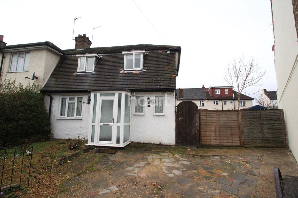 3 Bedrooms End Of Terrace House for sale in Bute Road, Croydon, CR0