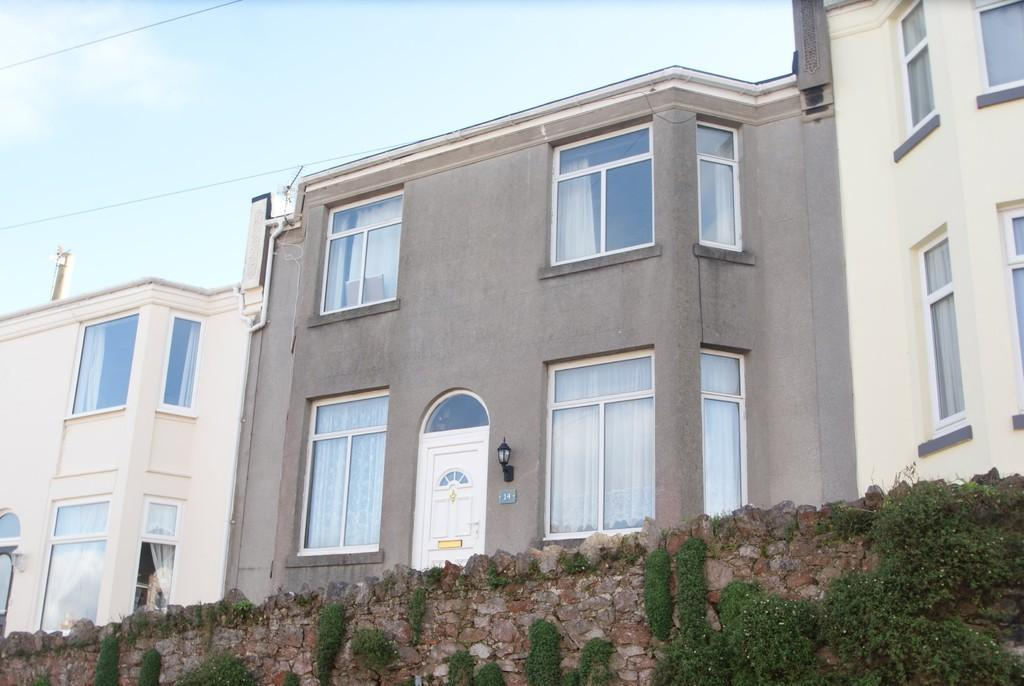 3 Bedrooms Terraced House for sale in Princes Road West | Torquay | Devon | TQ1 1PD
