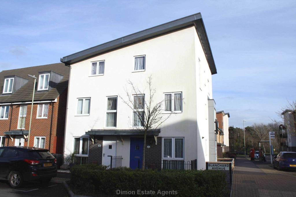 4 Bedrooms Semi Detached House for sale in Blanchard Avenue, Rowner