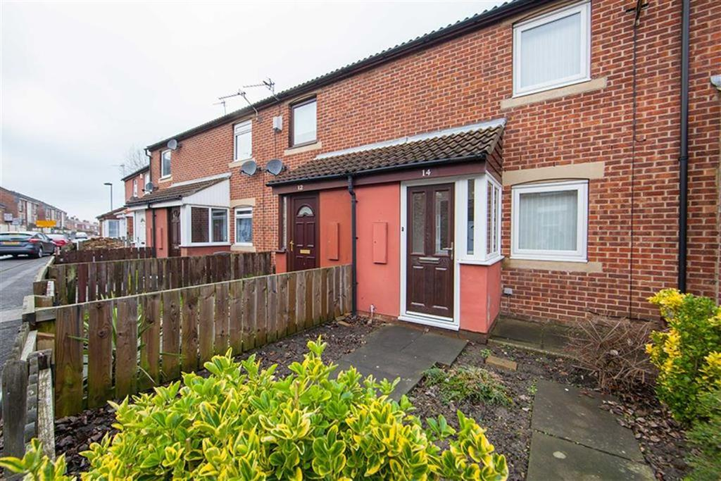 2 Bedrooms Terraced House for sale in North Road, Wallsend, Tyne And Wear, NE28