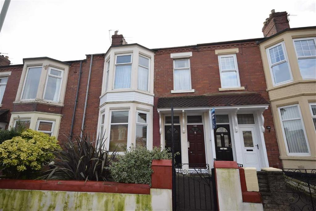 2 Bedrooms Flat for sale in Mowbray Road, South Shields